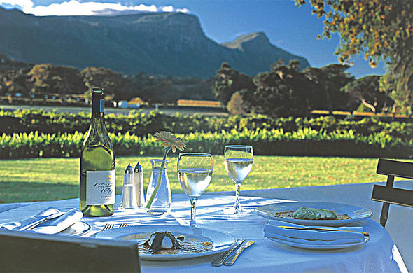 Cape Town Constantia Winelands